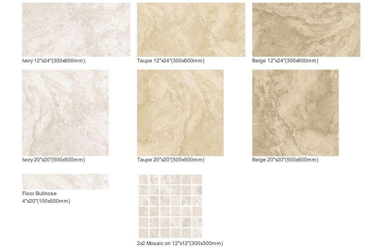 New Tiles Samples From Eleganza Tile Daltile TM Carpet And - Daltile order samples